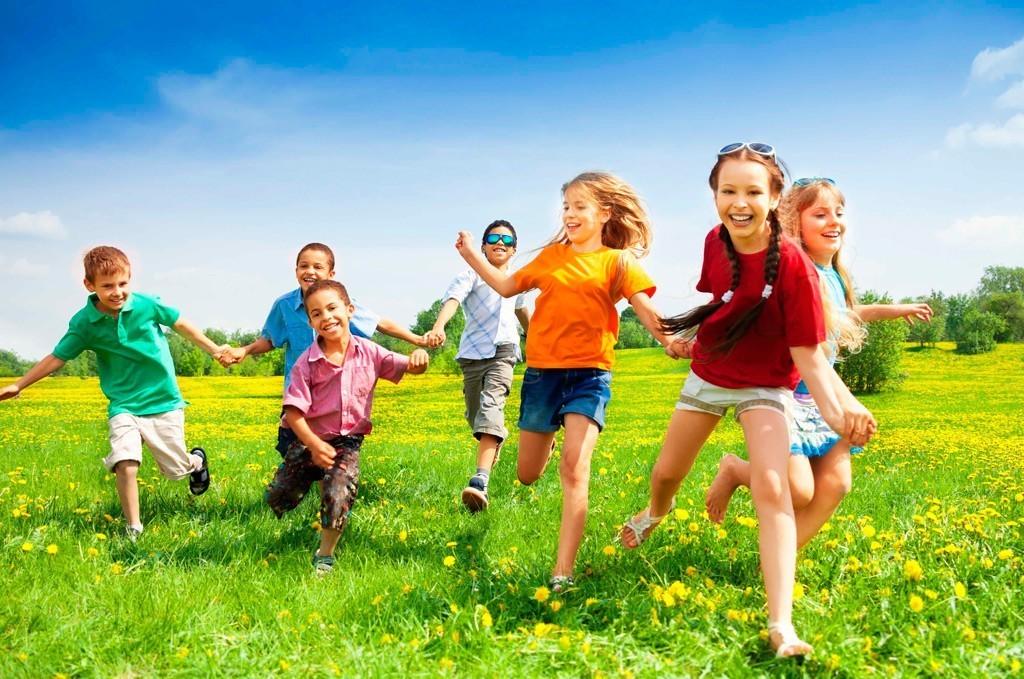 Новый год на свежем воздухе для детей